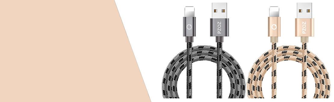 Découvrez nos câbles pour iPhone